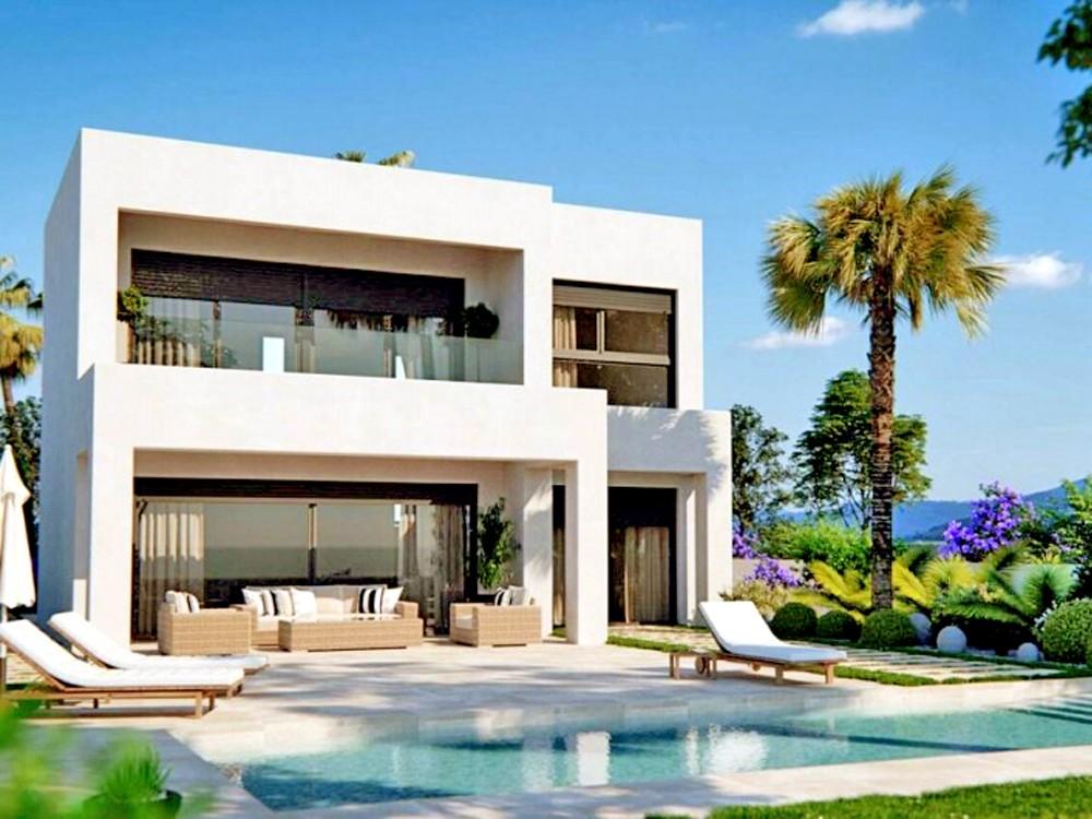 New 3 Bed Villa On Las Terrazas De La Torre Mangolink